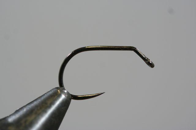 31525 Jig Force Short Barbless Black Nickel