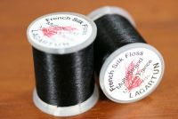 Lagartun French Silk Floss Black