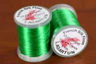 Lagartun French Silk Floss Green Highlander