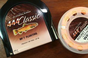 Cortland 444 Classic Peach Floater
