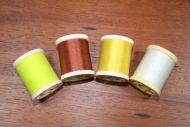 4 spools of danvilles 6/0 thread