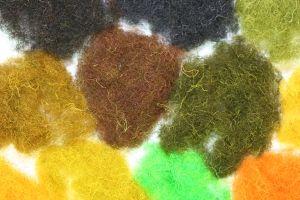 Swaledale Wool Dubbing