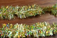 Lathkill Standard Pearl Fritz Chenille Holographic Gold