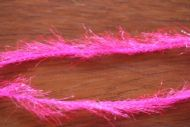 Medium Crystal Hackle Flo Pink