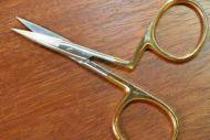 "Veniards 4"" Offset Handled Scissors"