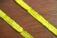"Hareline 1/4"" Pseudo Herl Yellow"