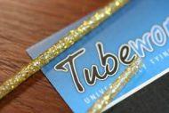 Tubeworx Outer Tubing Glitter Gold