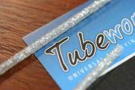 Tubeworx Outer Tubing Glitter Silver