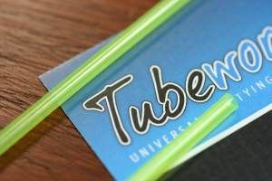 Tubeworx Outer Tubing Flo Chartreuse