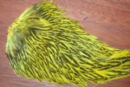 Lathkill Dyed Indian Speckled Saddle Flo. Yellow