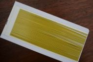 Synthetic Quill Yellow