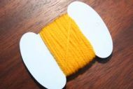 Lathkill Acrylic Wool Sunburst Yellow