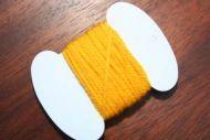 Lathkill Acrylic Wool Sunburst Yellow