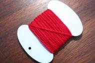 Lathkill Acrylic Wool Crimson