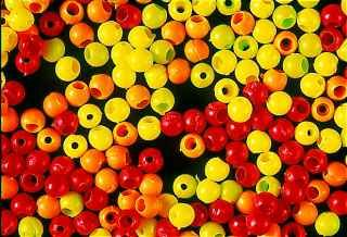 3mm - Flo. Yellow
